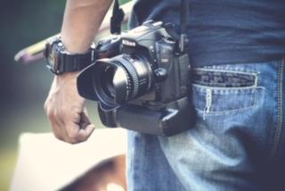 #weddingphotographer with camera